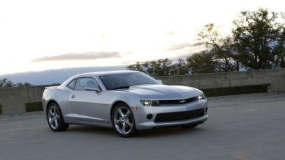 Chevrolet Camaro V Coupe Facelifting (2014)