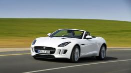 Jaguar F-Type V6 Polaris White (2013)