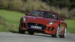 Jaguar F-Type V6S Italian Racing Red (2013)