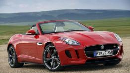 Jaguar F-Type V8S Salsa Red (2013)