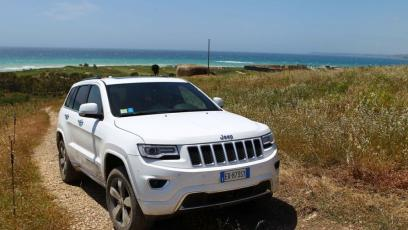 Jeep Grand Cherokee IV Terenowy Facelifting