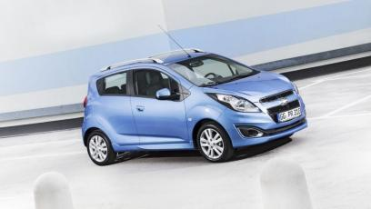 Chevrolet Spark II Hatchback facelifting