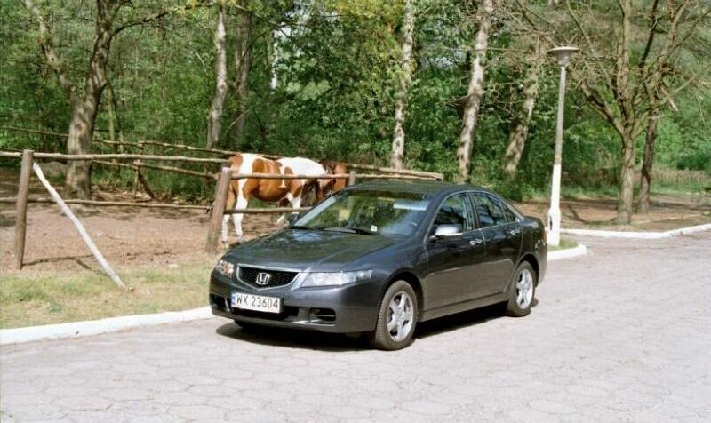 Honda Accord VII Sedan