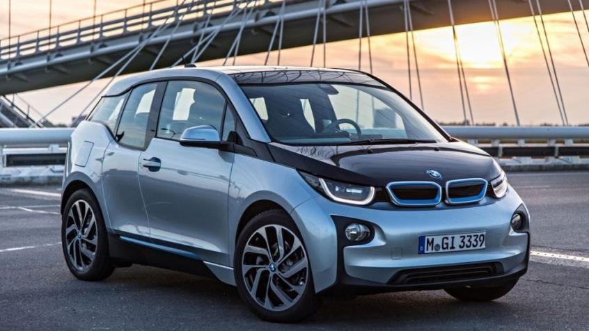 BMW i3 Hatchback i3s