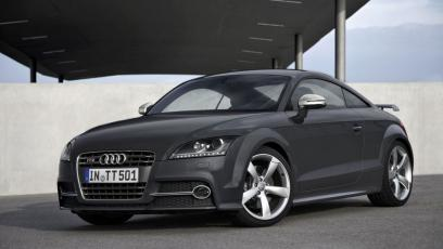 Audi TTS Competition Coupe (2014)