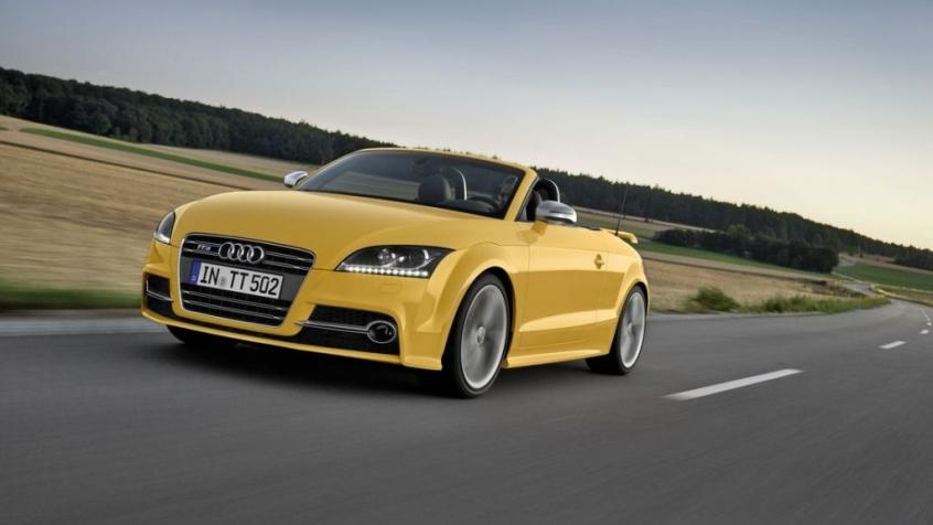 Audi Tt 8n Roadster