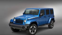 Jeep Wrangler Unlimited Polar (2014)