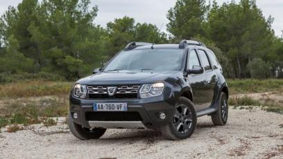 Dacia Duster Facelifting (2014)