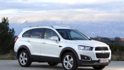 Chevrolet Captiva II Facelifting (2014)