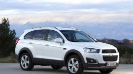 Chevrolet Captiva II SUV Facelifting
