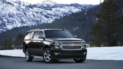 Chevrolet Suburban Facelifting (2015)
