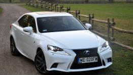 Lexus IS III Sedan 300h 223KM - galeria redakcyjna