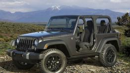 Jeep Wrangler Willys Wheeler Edition (2014)