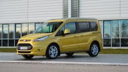 Ford Tourneo Connect - galeria redakcyjna