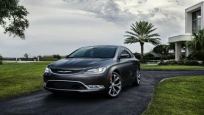 Chrysler 200C (2015)