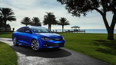 Chrysler 200S (2015)