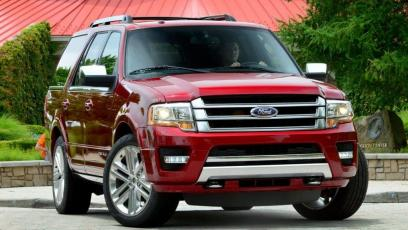 Ford Expedition III Facelifting (2015)