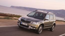 Skoda Yeti Facelifting Outdoor Laurin & Klement (2014)