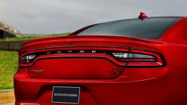 Dodge Charger Facelifting (2015) - tył - inne ujęcie