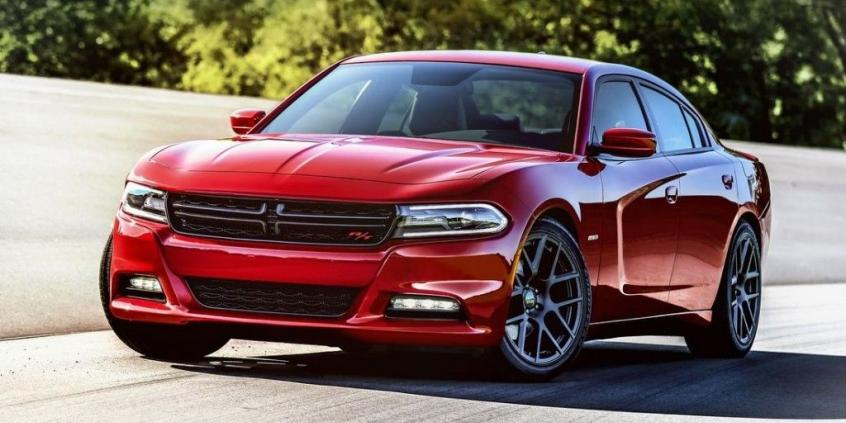Dodge Charger Facelifting (2015)