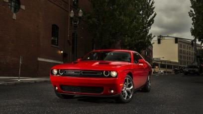 Dodge Challenger III Facelifting (2015)