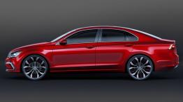 Volkswagen New Midsize Coupe Concept (2014) - lewy bok