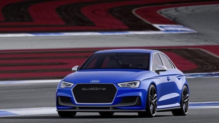 Audi A3 8V RS3 Sportback Facelifting