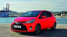 Toyota Yaris III Facelifting (2014)