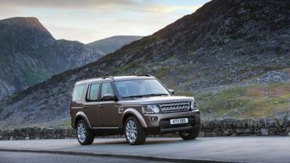 Land Rover Discovery IV (2015)