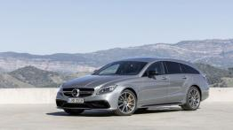 Mercedes CLS 63 AMG S-Model Shooting Brake X218 Facelifting (2015)