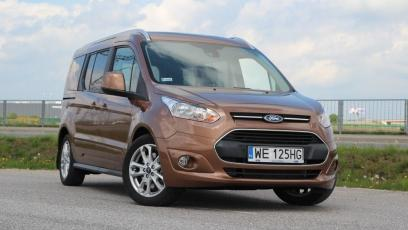 Ford Grand Tourneo Connect 1.6 Duratorq TDCi 115KM - galeria redakcyjna