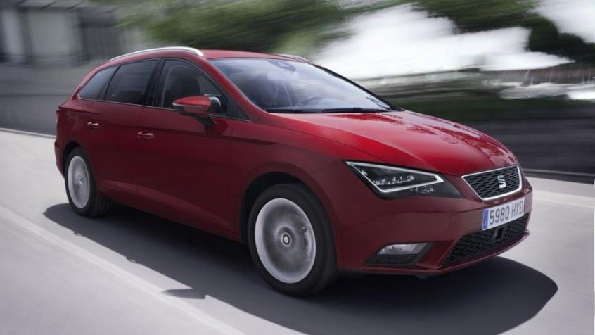 Seat Leon III Hatchback Facelifting