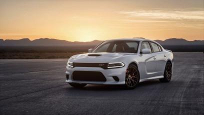 Dodge Charger SRT Hellcat (2015)