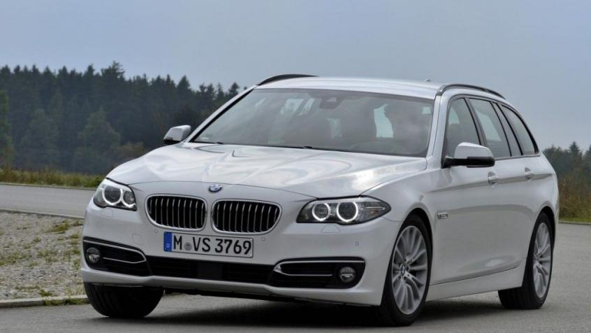 BMW Seria 5 F10-F11 Touring Facelifting