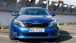 Kia Optima Sedan Facelifting - galeria redakcyjna