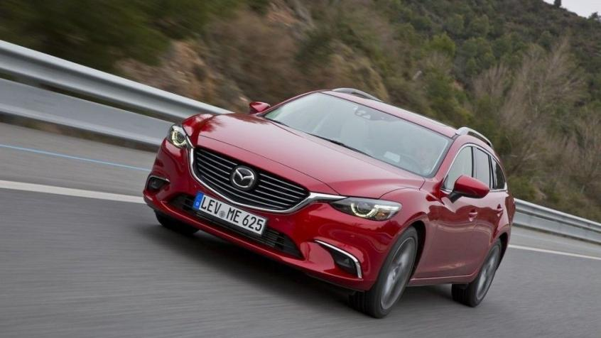 Mazda 6 III Sedan Facelifting 2018