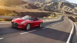 Jaguar F-Type S Manual Roadster Caldera Red (2015)