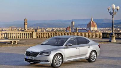 Skoda Superb III Liftback (2015)