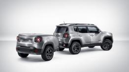Jeep Renegade Hard Steel Concept (2015)