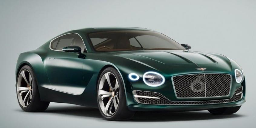 Bentley EXP 10 Speed 6 Concept (2015)