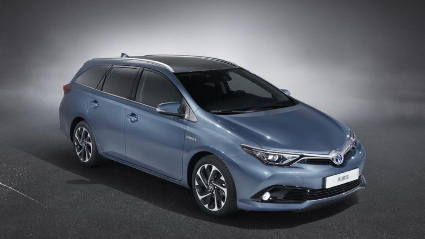 Toyota Auris II Touring Sports Facelifting