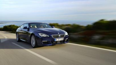 BMW Seria 6 F06-F12-F13 Coupe Facelifting