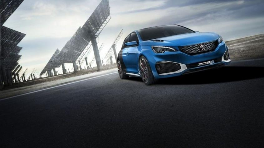 Peugeot 308 II Hatchback Facelifting