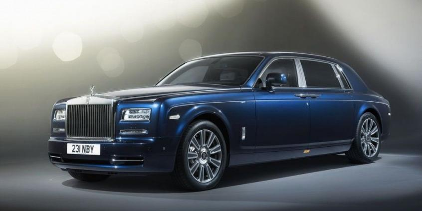 Rolls-Royce Phantom Limelight Collection (2015)