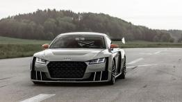 Audi TT clubsport turbo Concept (2015)