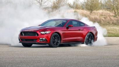 Ford Mustang VI Coupe GT (2016)
