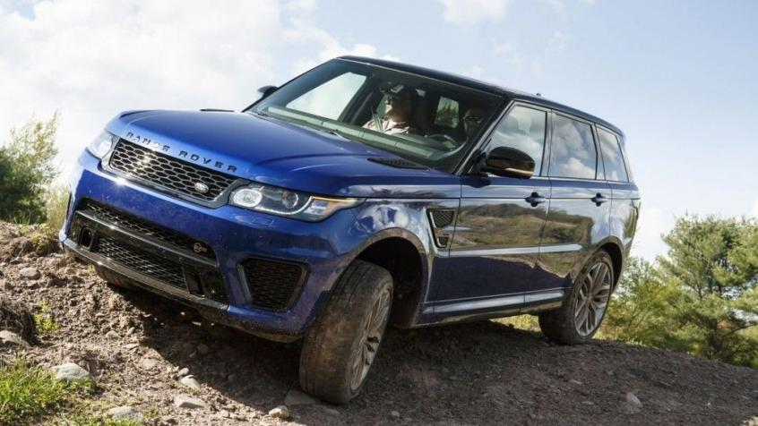 Land Rover Range Rover Sport II SUV Facelifting