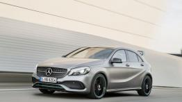 Mercedes A 250 Motorsport Edition (W 176 Facelifting) 2016 - widok z przodu