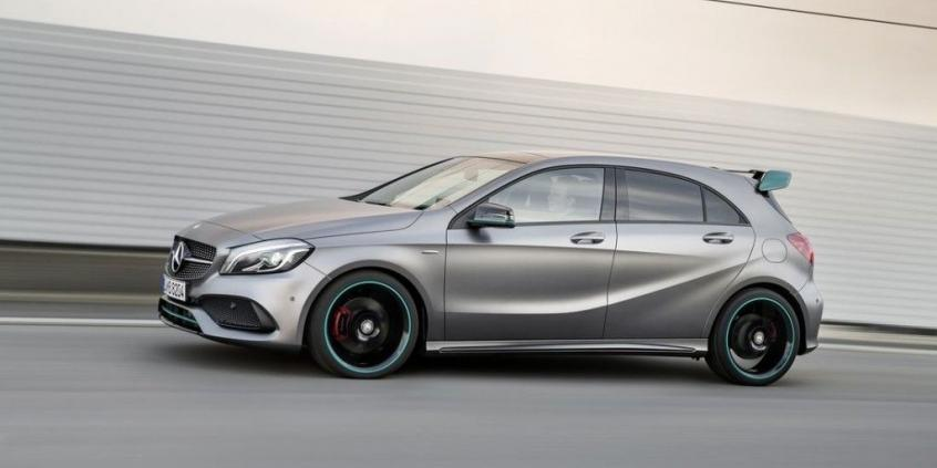 Mercedes A 250 Motorsport Edition (W 176 Facelifting) 2016