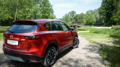 Mazda CX-5 I SUV Facelifting